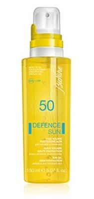 DEFENCE SUN 50 OLIO SOL P/ALTA