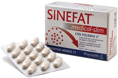 SINEFAT MEDICAL SLIM 60CPR